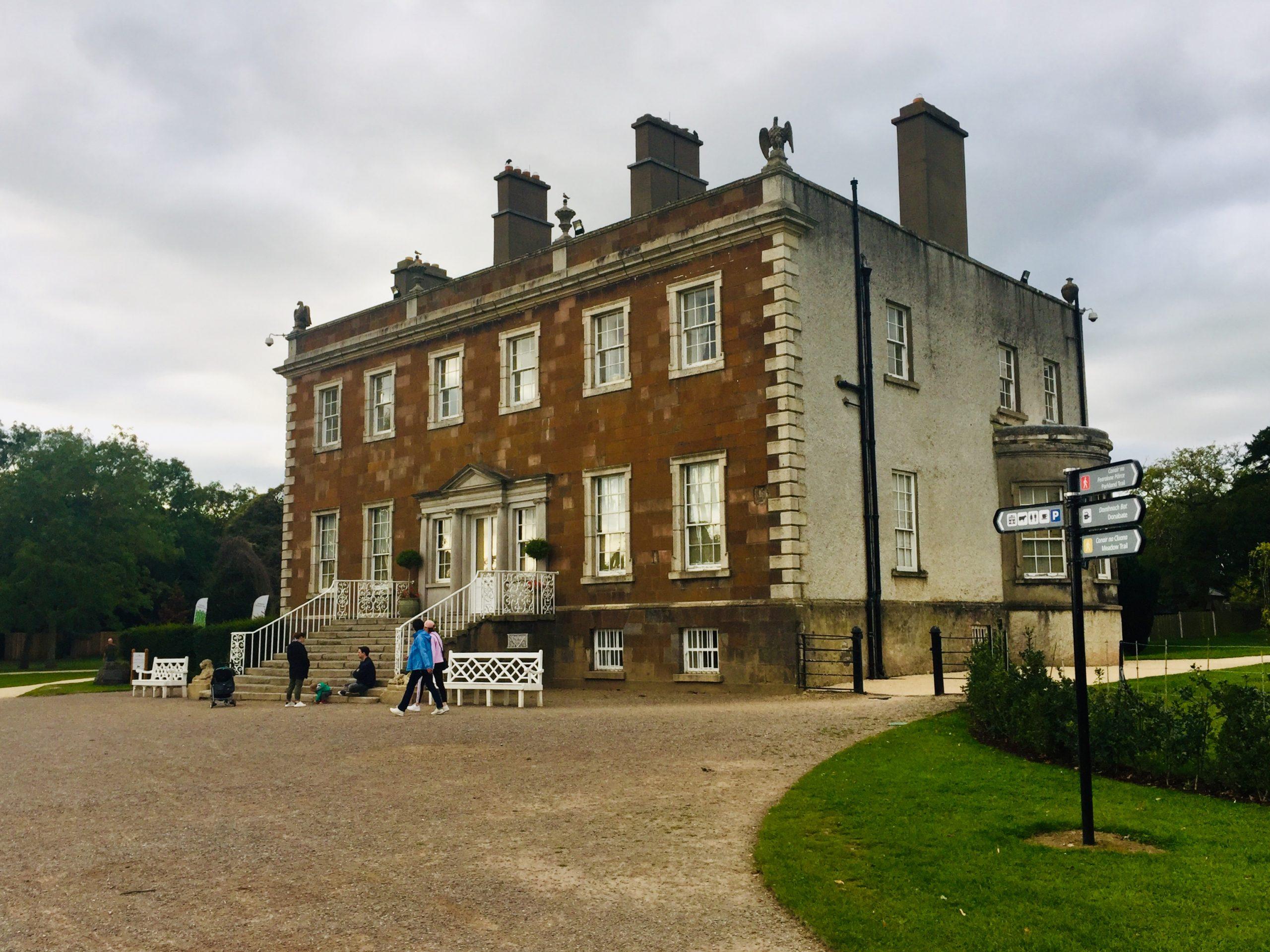 Newbridge House and Farm